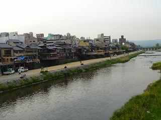 四条河原周辺