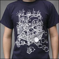爆笑 Tシャツ