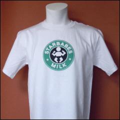 おもしろTシャツ スターバックス スタバ Tシャツ