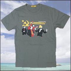 共産主義Tシャツ