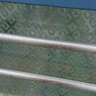 絞り 板ガラス