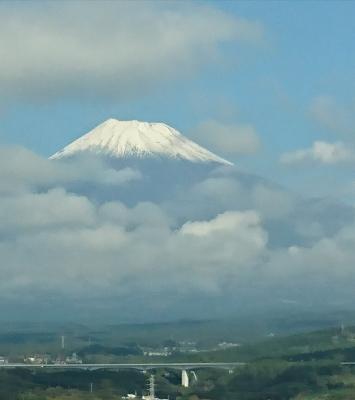 11/10の富士山2