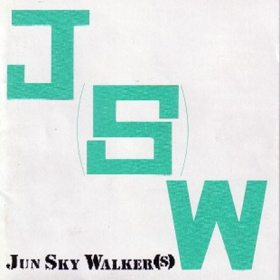 JUN SKY WALKER(S)の画像 p1_3