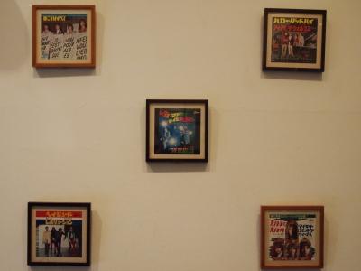 ビートルズのシングル盤 5月.jpg