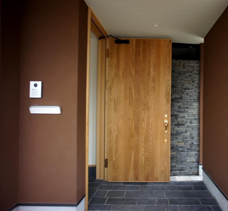 ウッドドア 玄関ドア