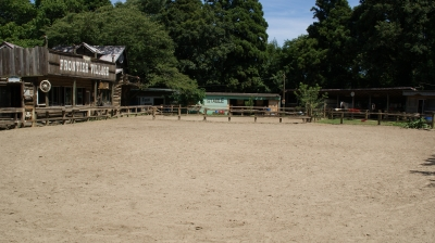 フロンティアビレッジ牧場