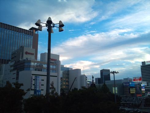 神戸、三宮。