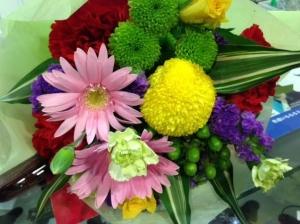 ももクロカラーの花束