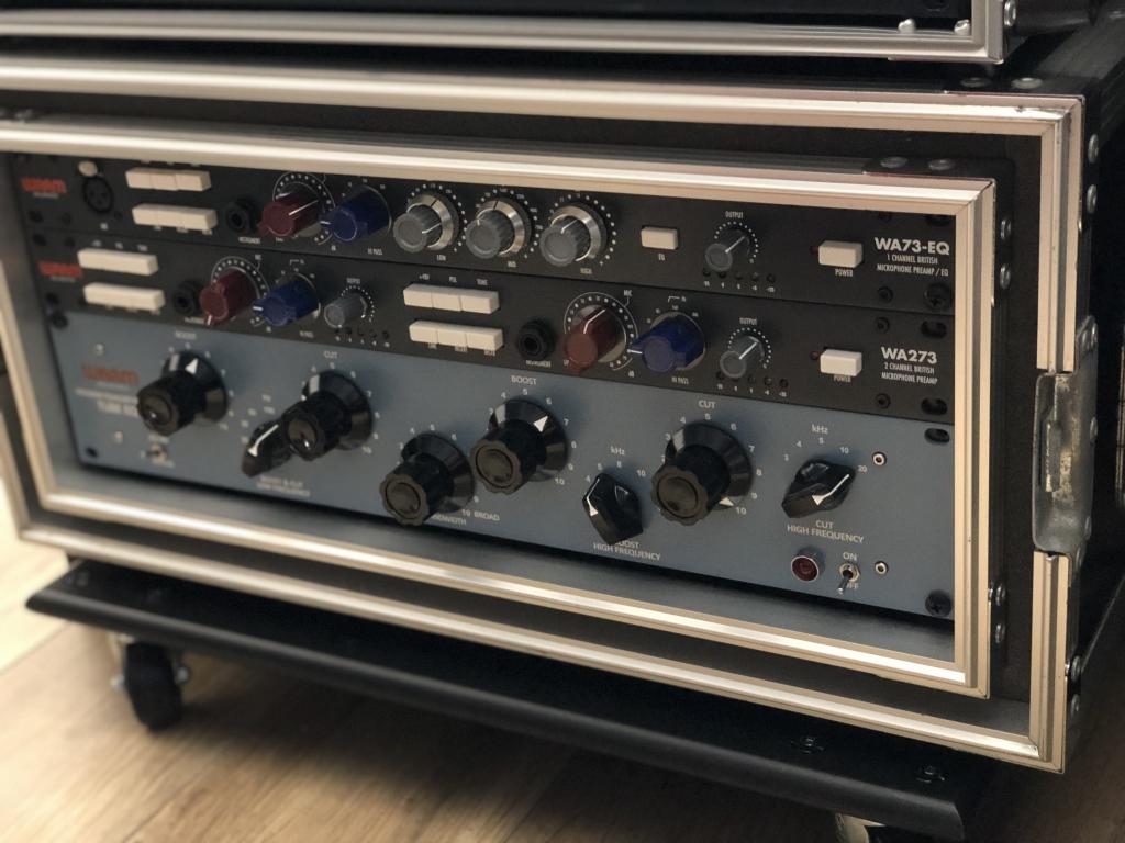 NEVE 1073 Worm Audio WA73 EQ レコーディング 機材 音楽
