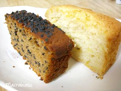 簡単パウンドケーキ