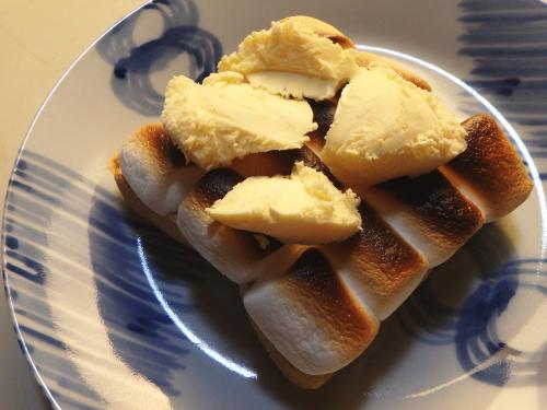 マシュマロトースト。愛すON