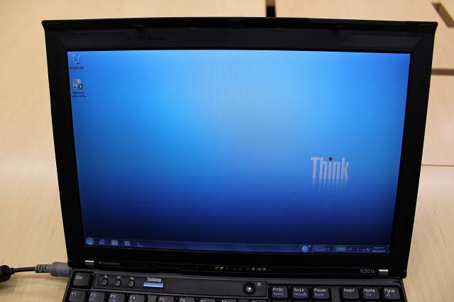 ThinkPad X201s 液晶