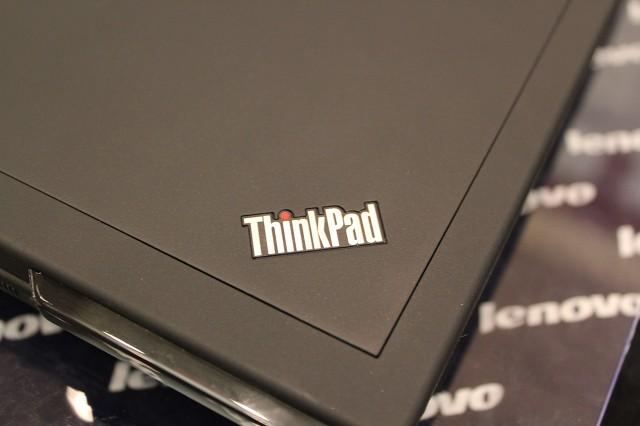 ThinkPad X201T シンクパッドのロゴ