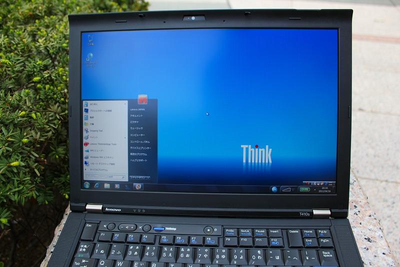 ThinkPad T410s 液晶