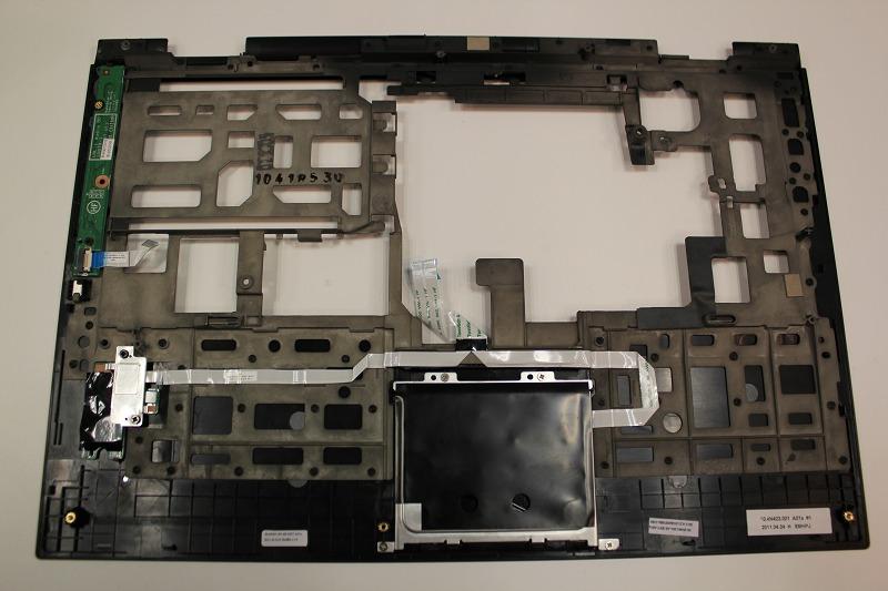 ThinkPad X1 ベースカバー裏
