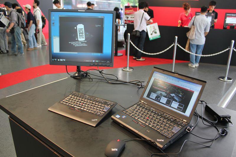 ThinkPad X220 使用環境の例