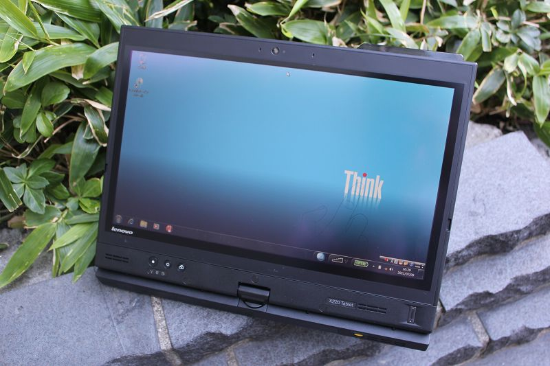 Lenovo ThinkPad X220 Tablet レビュー