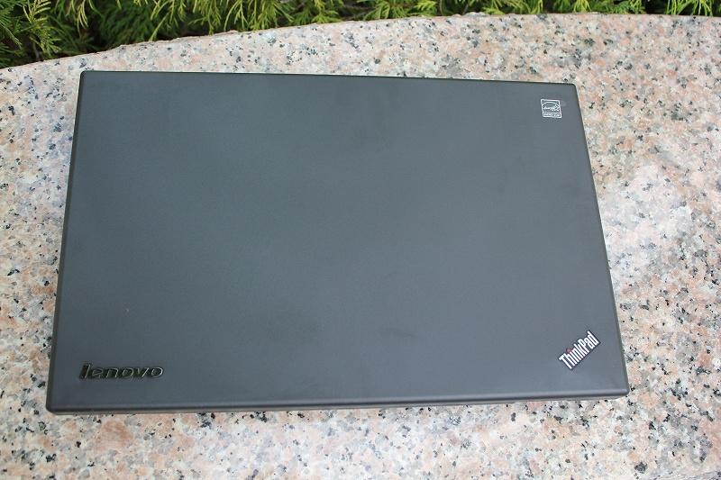 ThinkPad L520の天板
