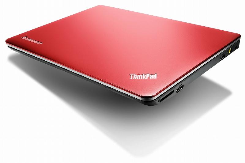 ThinkPad Edge E130ヒートウェーブ・レッド