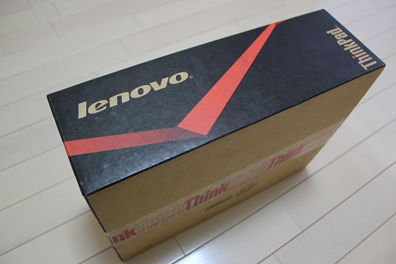 ThinkPad T430sが届いた!