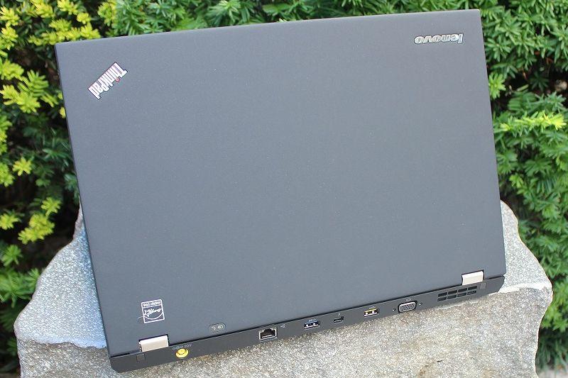 ThinkPad T430sの天板