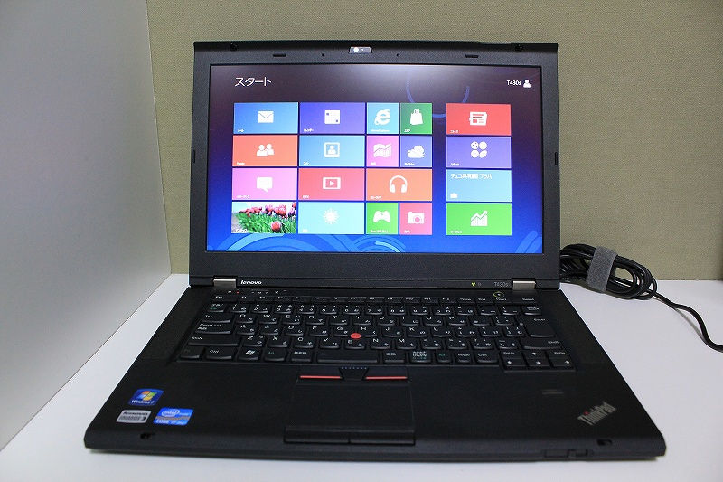 ThinkPad T430s��Windows8�򥤥󥹥ȡ���