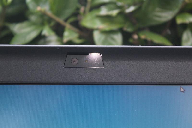 ThinkPad X230ライトとカメラ
