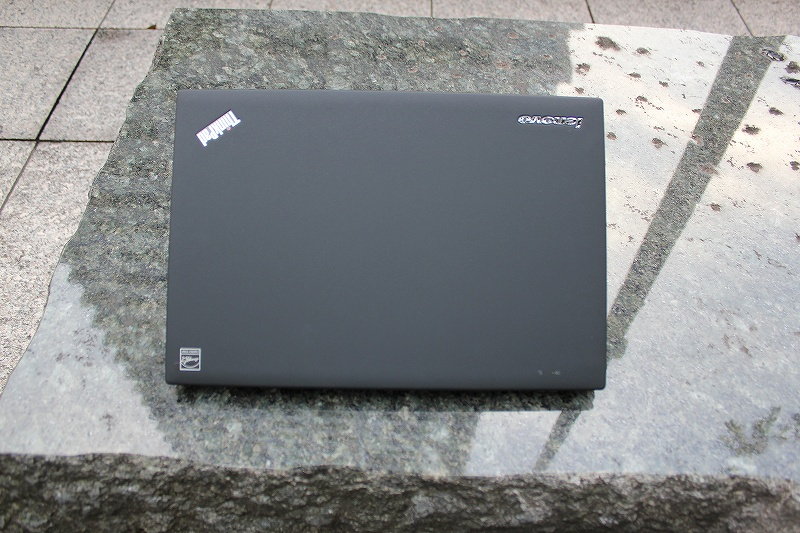 ThinkPad X1 Carbon天板