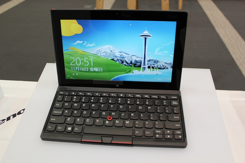 ThinkPad Tablet2