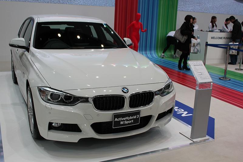 BMW ActiveHybrid 3 M Sport