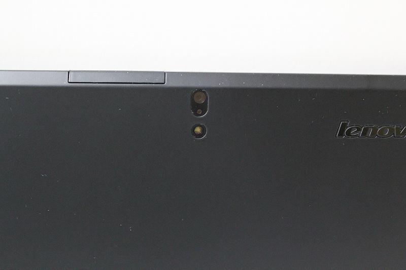ThinkPad Tablet 2の背面カメラ