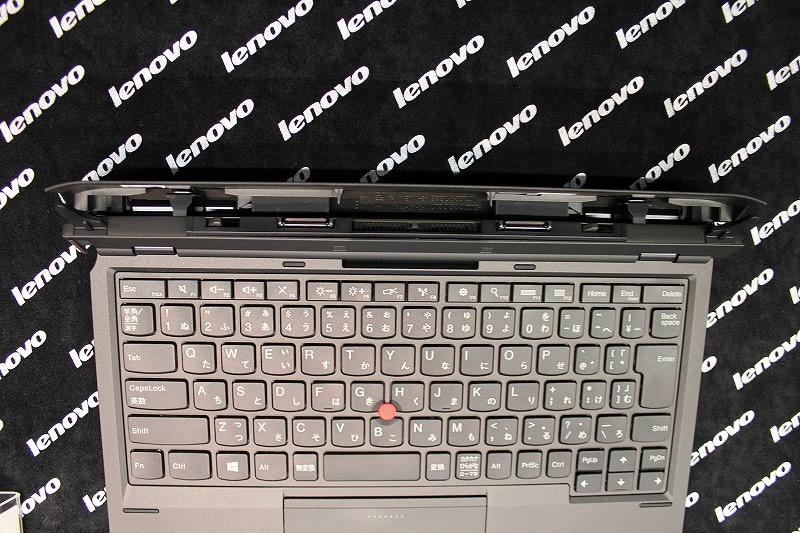 ThinkPad Helix キーボードベース