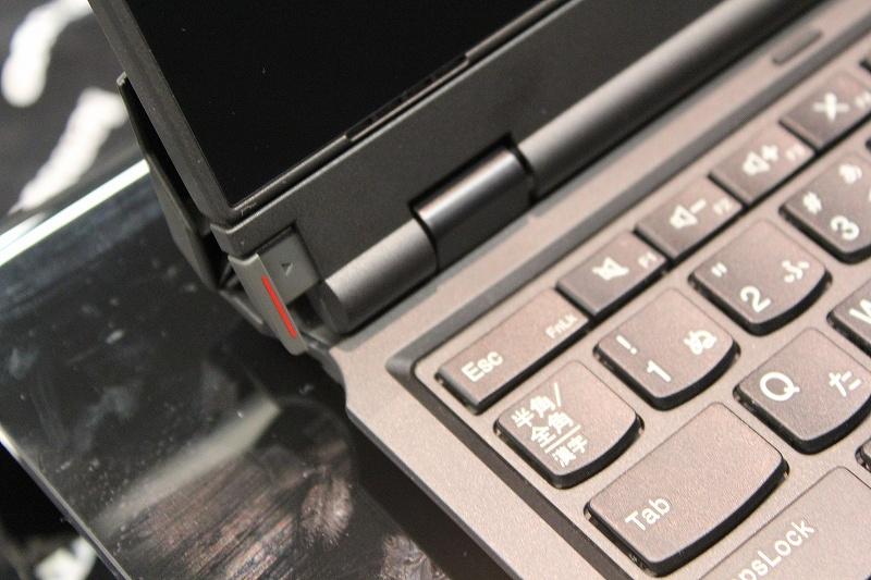 ThinkPad Helixの着脱機構