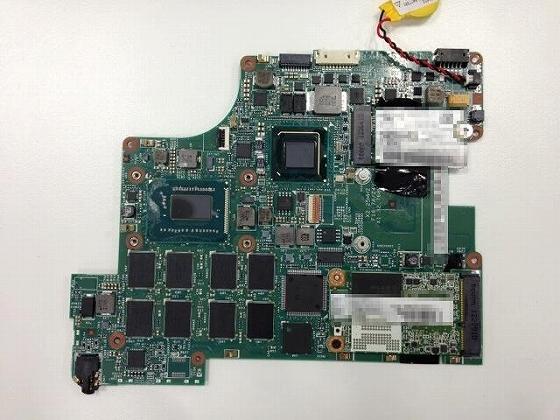 ThinkPad Helixのマザーボード