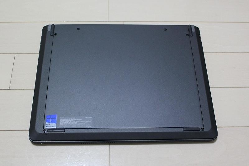 ThinkPad Helix 底面