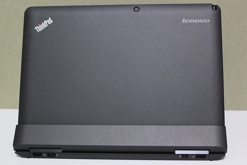ThinkPad Helixの天板