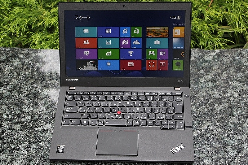 ThinkPad X240s レビュー