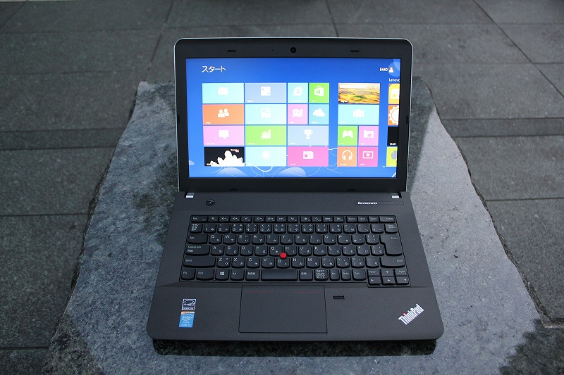 ThinkPad E440 レビュー