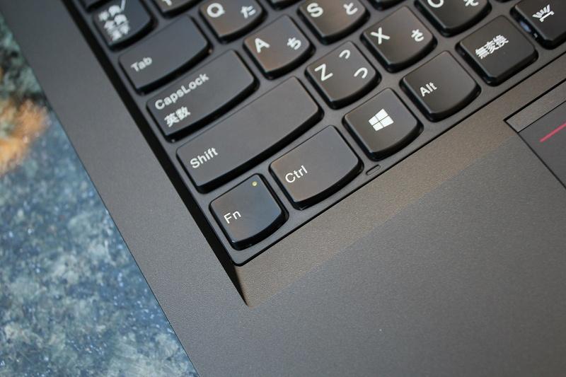 ThinkPad T440s LED内蔵キートップ