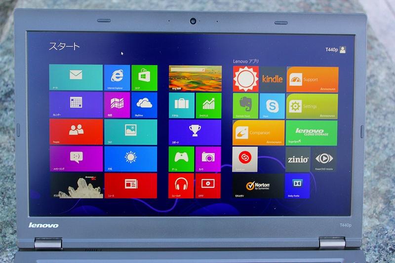 ThinkPad T440p 液晶