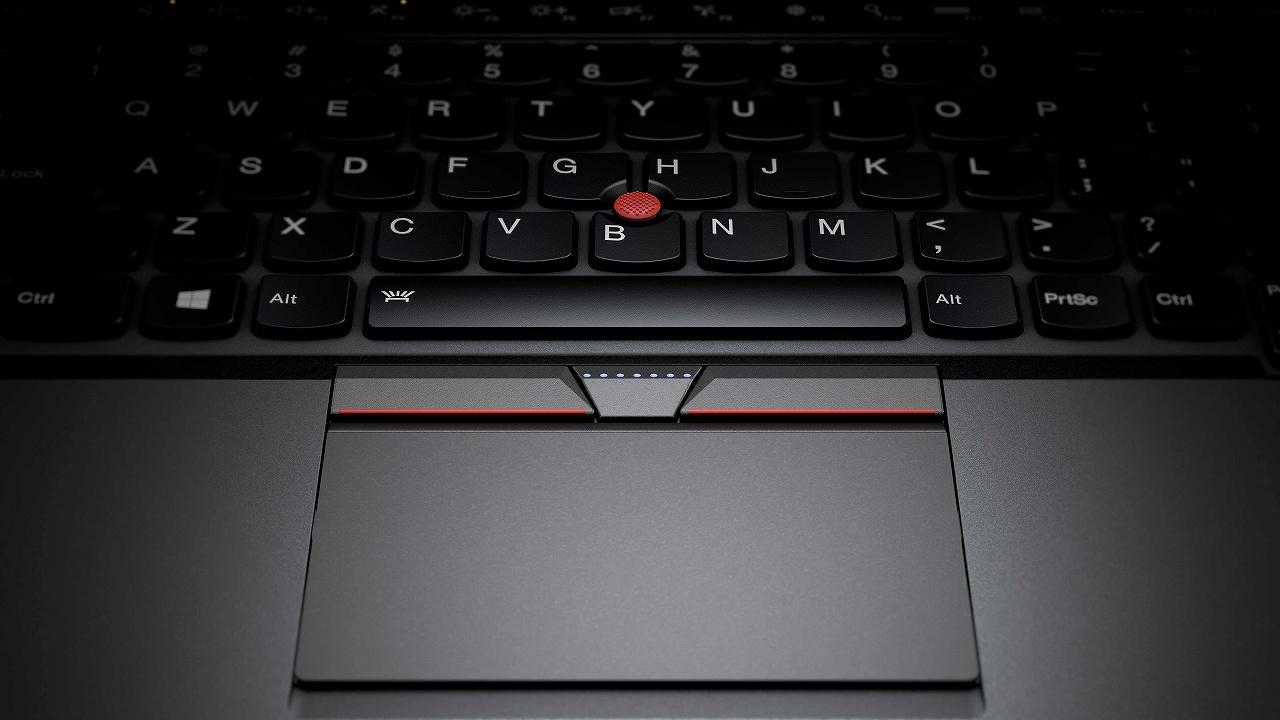 ThinkPad X1 Carbon 第3世代 トラックポイント