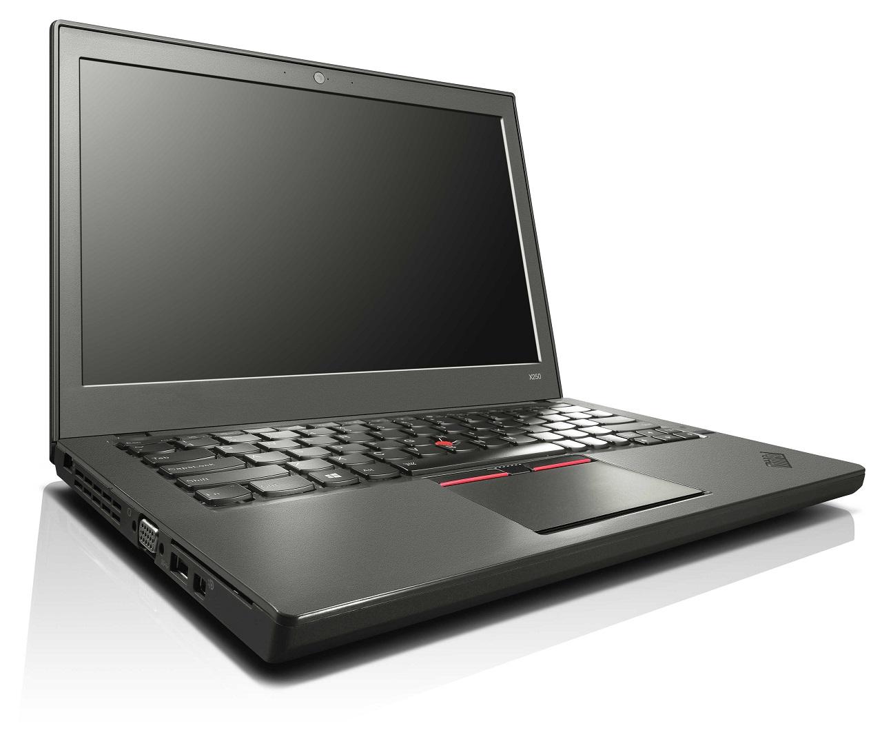 ThinkPad X250 左側面