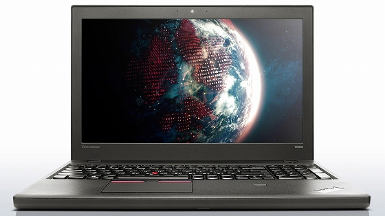 ThinkPad W550s