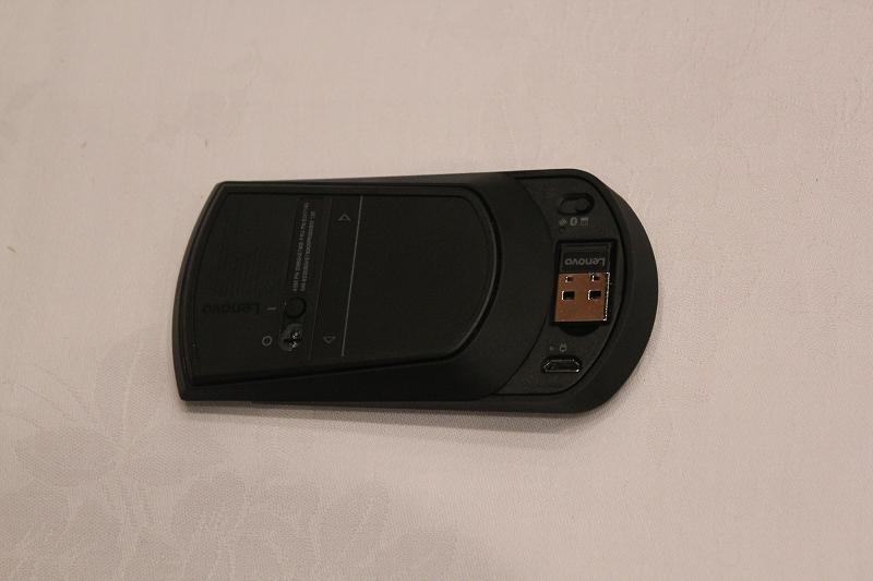 ThinkPad X1 ワイヤレスタッチマウス スライド
