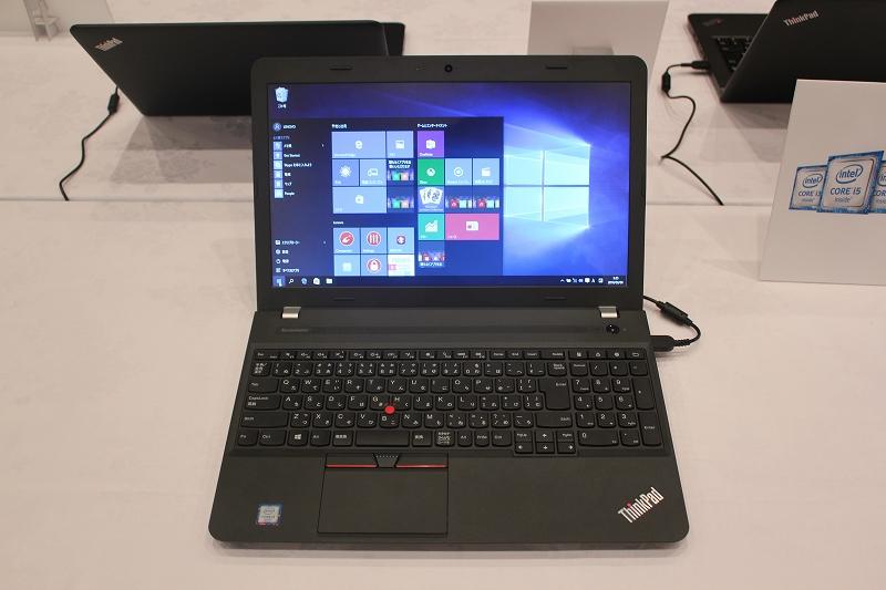 ThinkPad E560レビュー