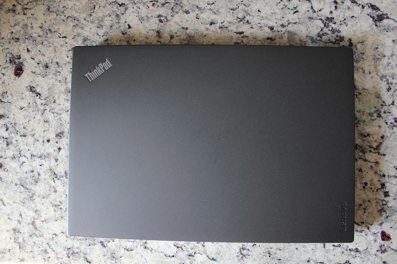 ThinkPad X260の天板