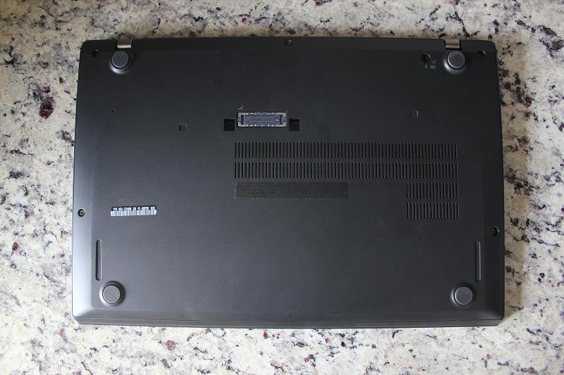 ThinkPad T460s 底面