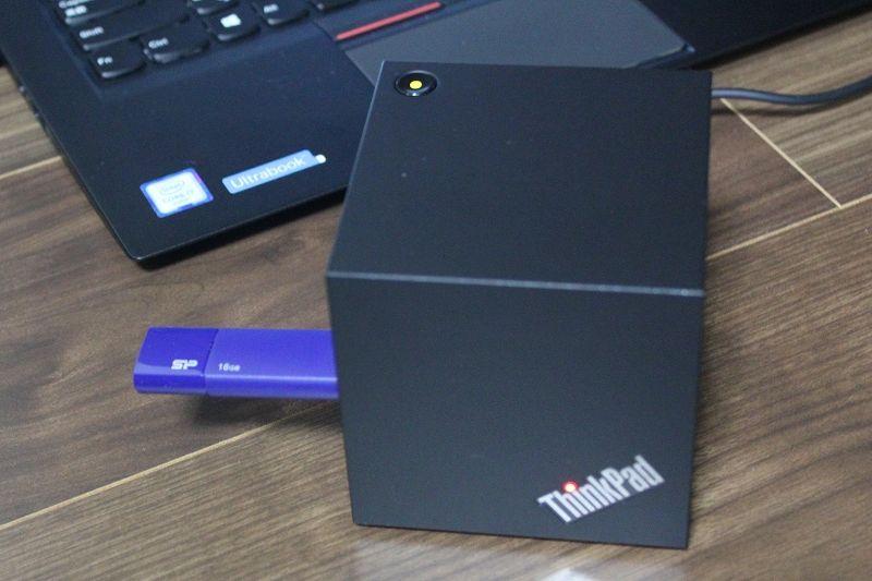 WiGigベンチマーク USBメモリの速度を計測