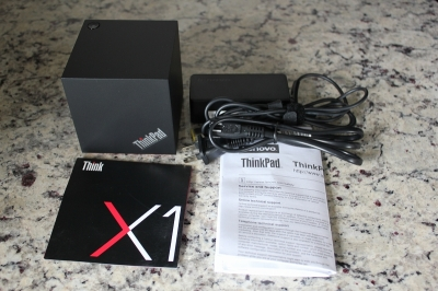 ThinkPad WiGig ドック (40A60045JP)