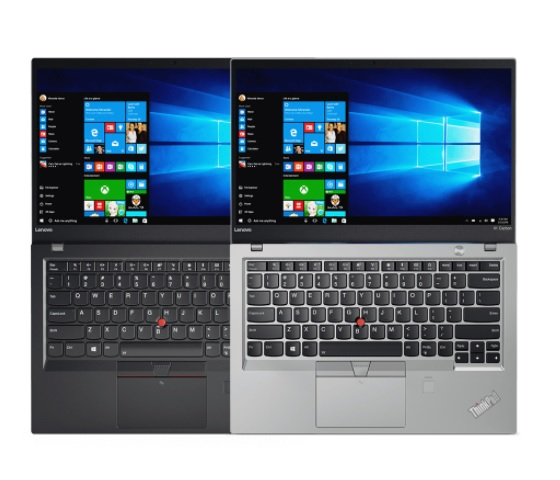 ThinkPad X1 Carbon ブラック&シルバー